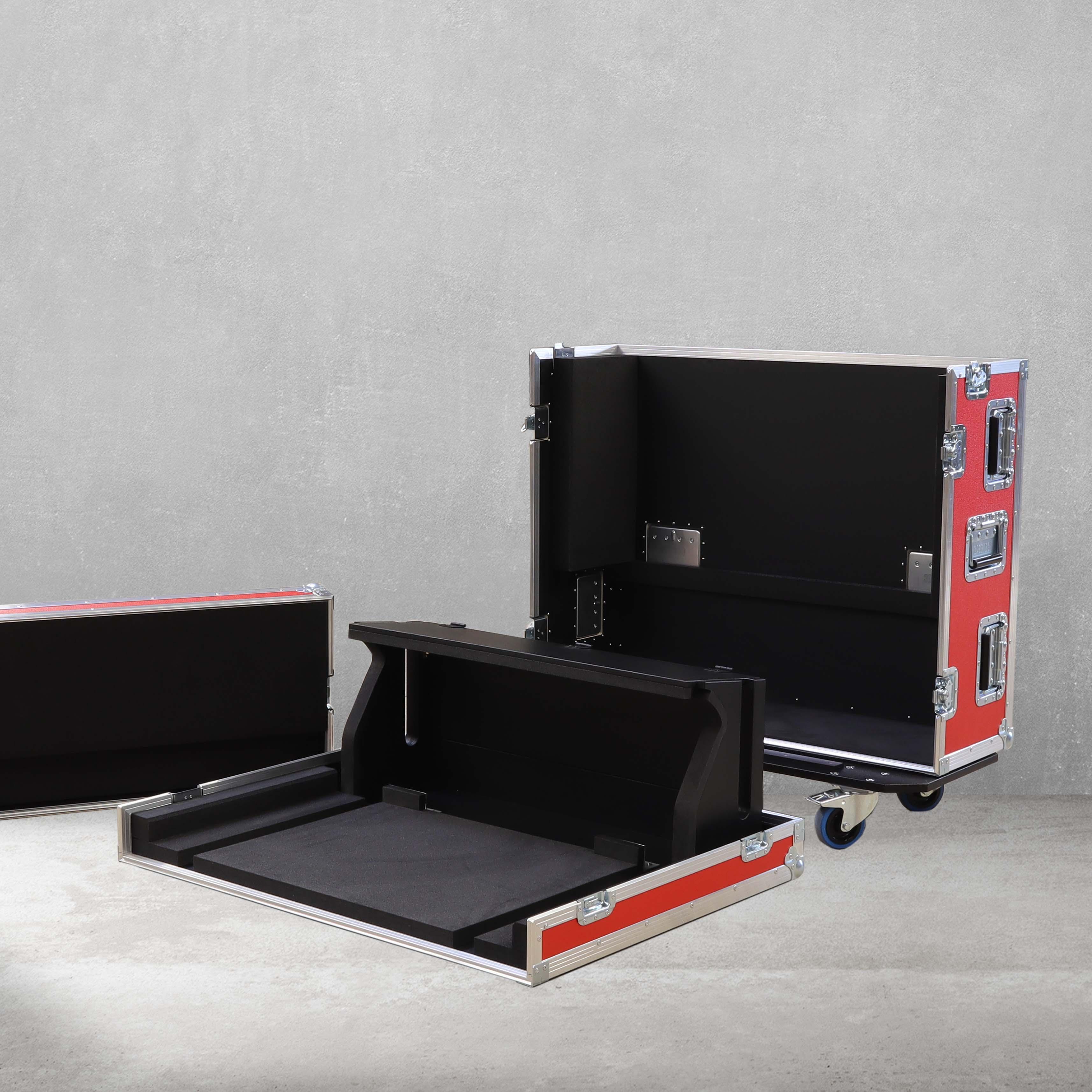 Haubencase für Allen&Heath DLIVE C3500