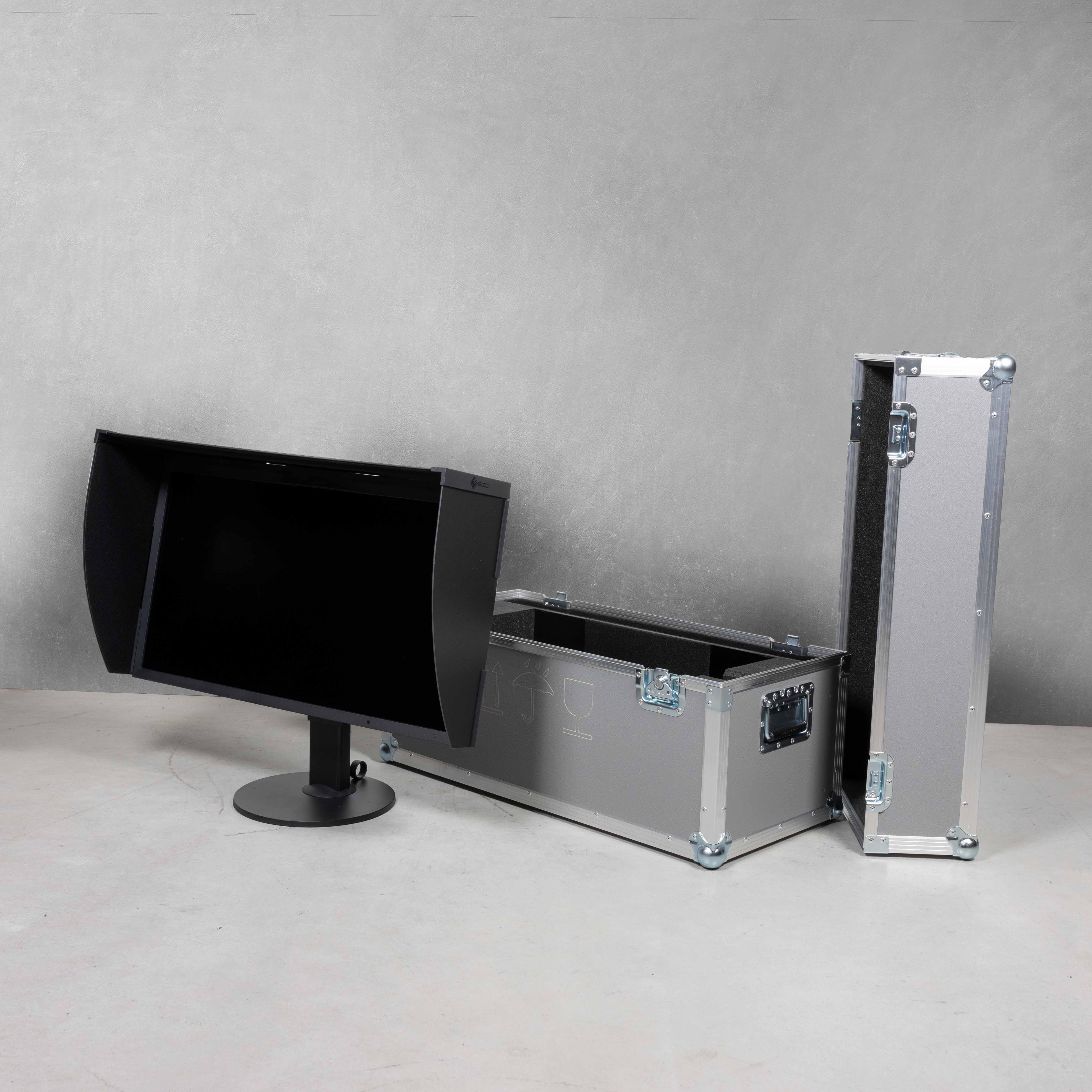 """Haubencase für ein Eizo ColorEdge CG319X 31,1"""" Monitor"""