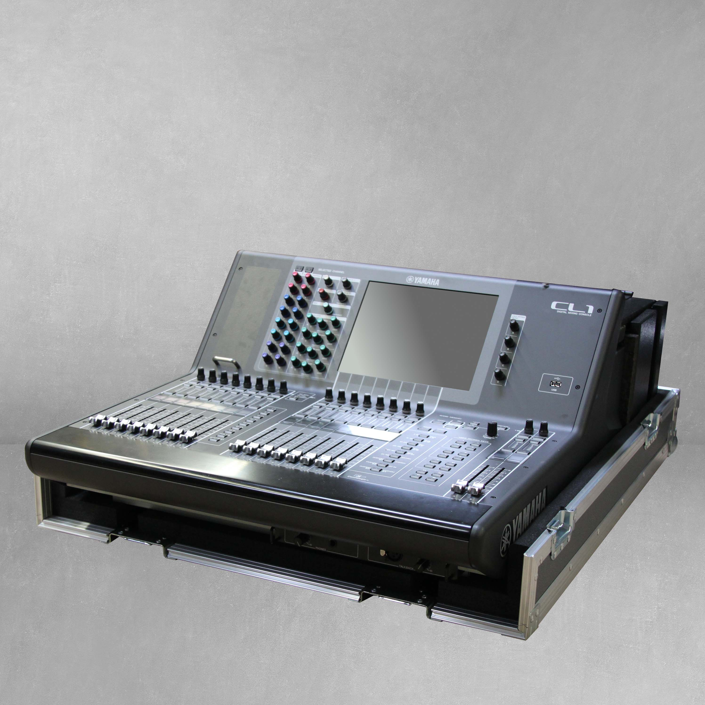 Haubencase für Yamaha CL1 (ohne Meterbridge)