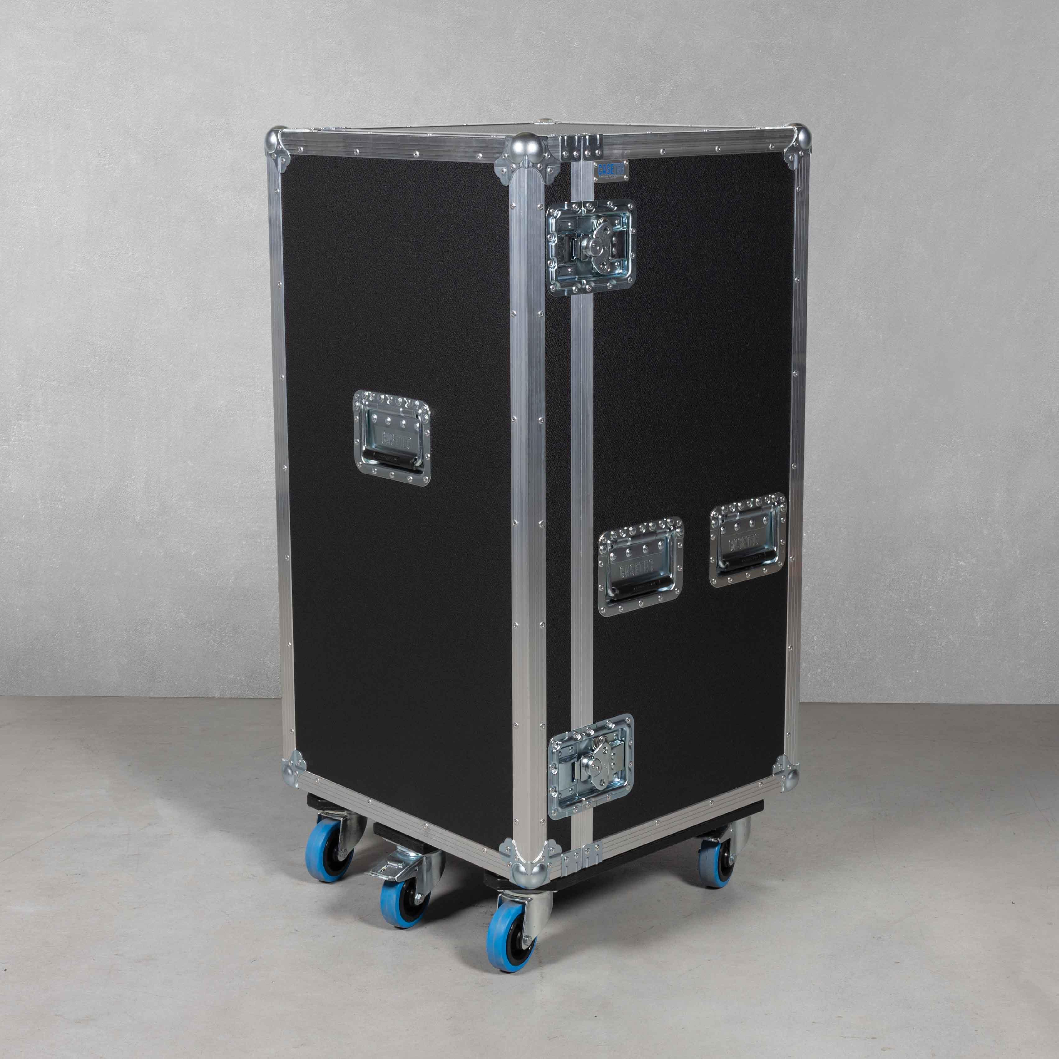 Schubladencase 120er Profi mit 8 Schubladen ohne Arbeitsfläche