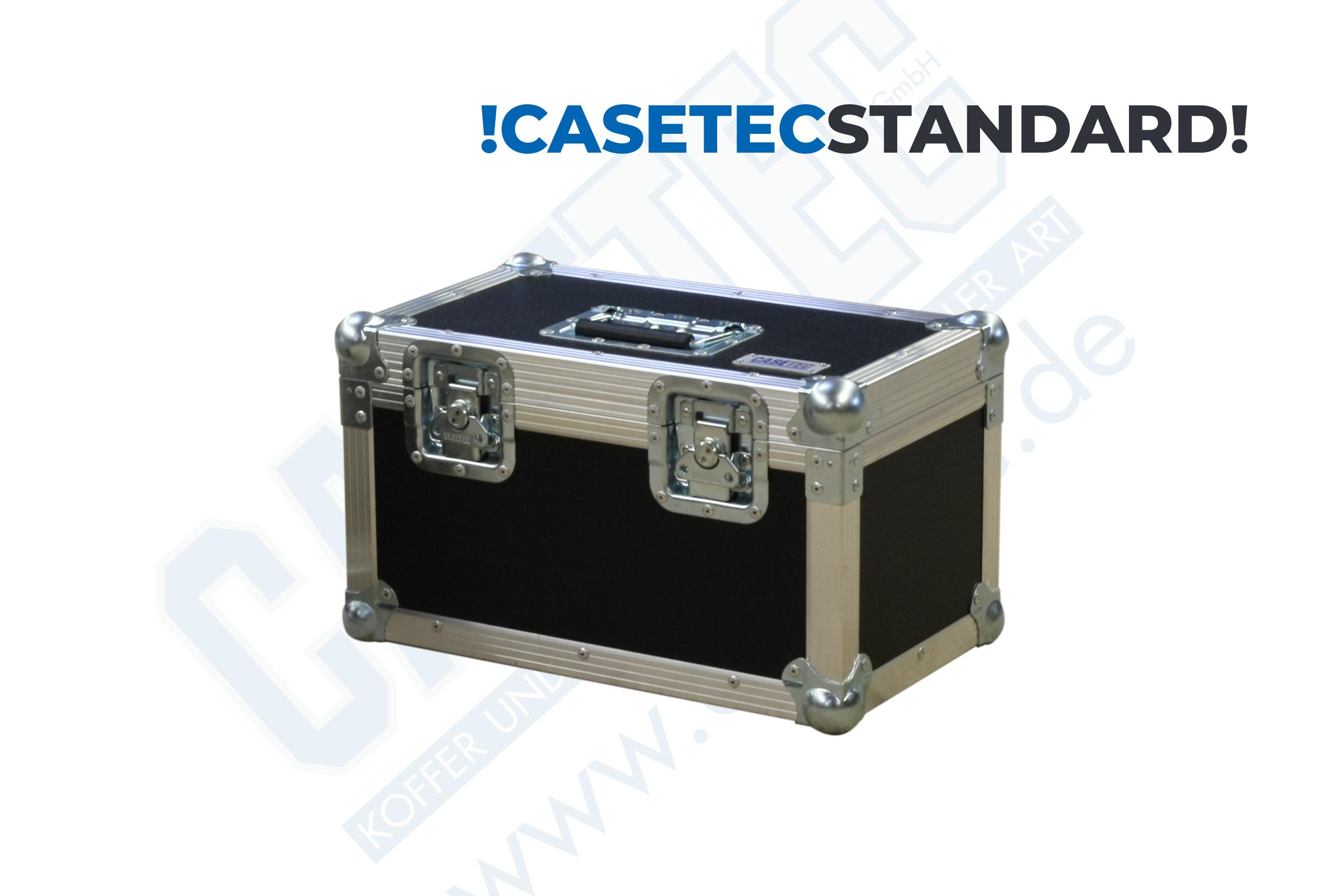 Flightcase für eine Optik Typ A2 (428mm Länge) Barco TLD + 4,5 -7,5 (Art.465390)
