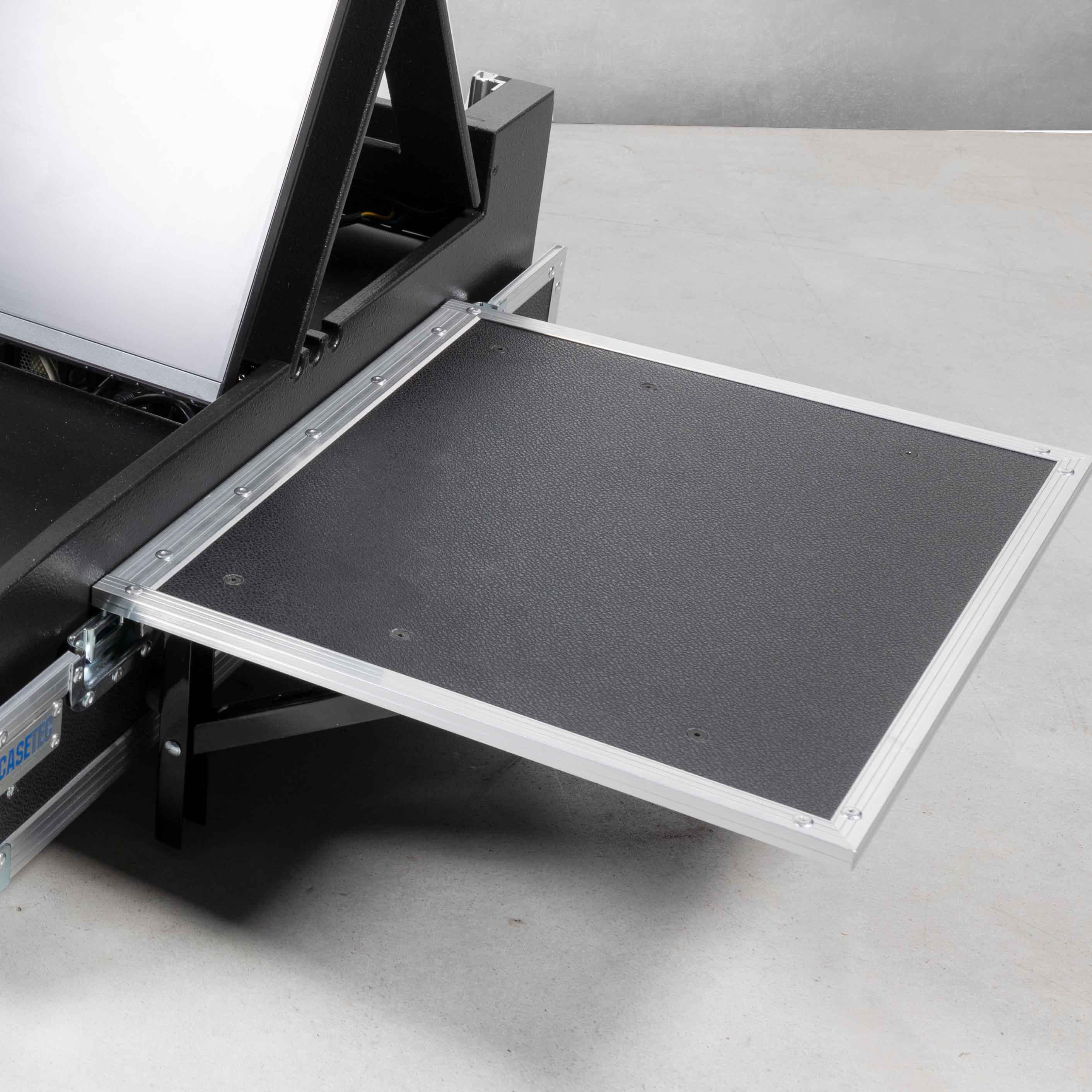 Mixercase Ablageplatte