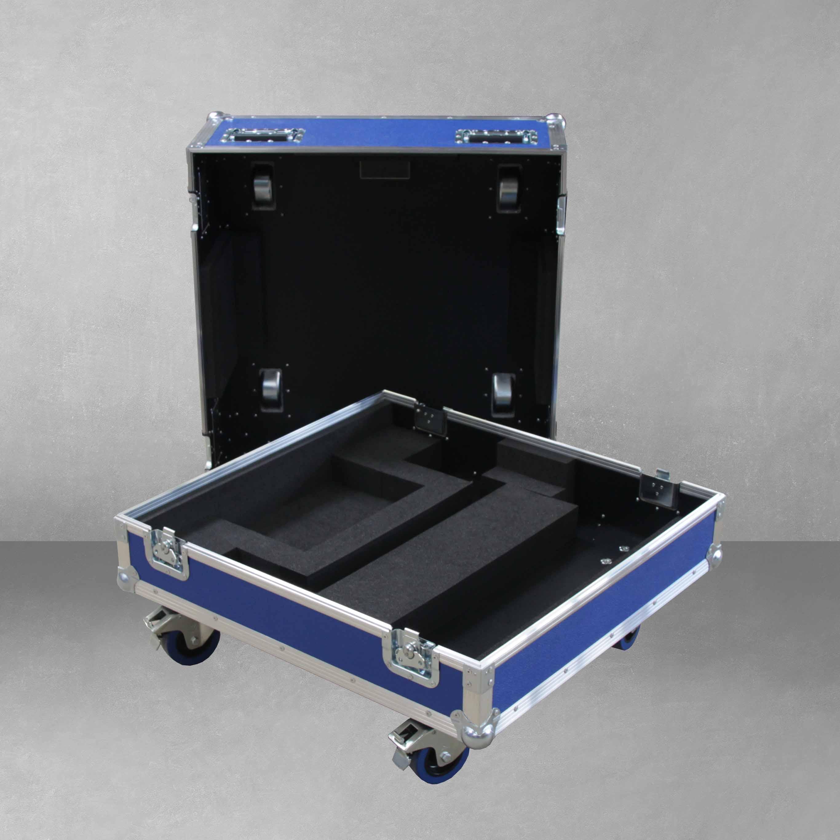 Haubencase Typ A2 für Panasonic PT-DZ110 / DZ10K / DZ13K / KDS100 / DZ870 / DW830 / DX100 /