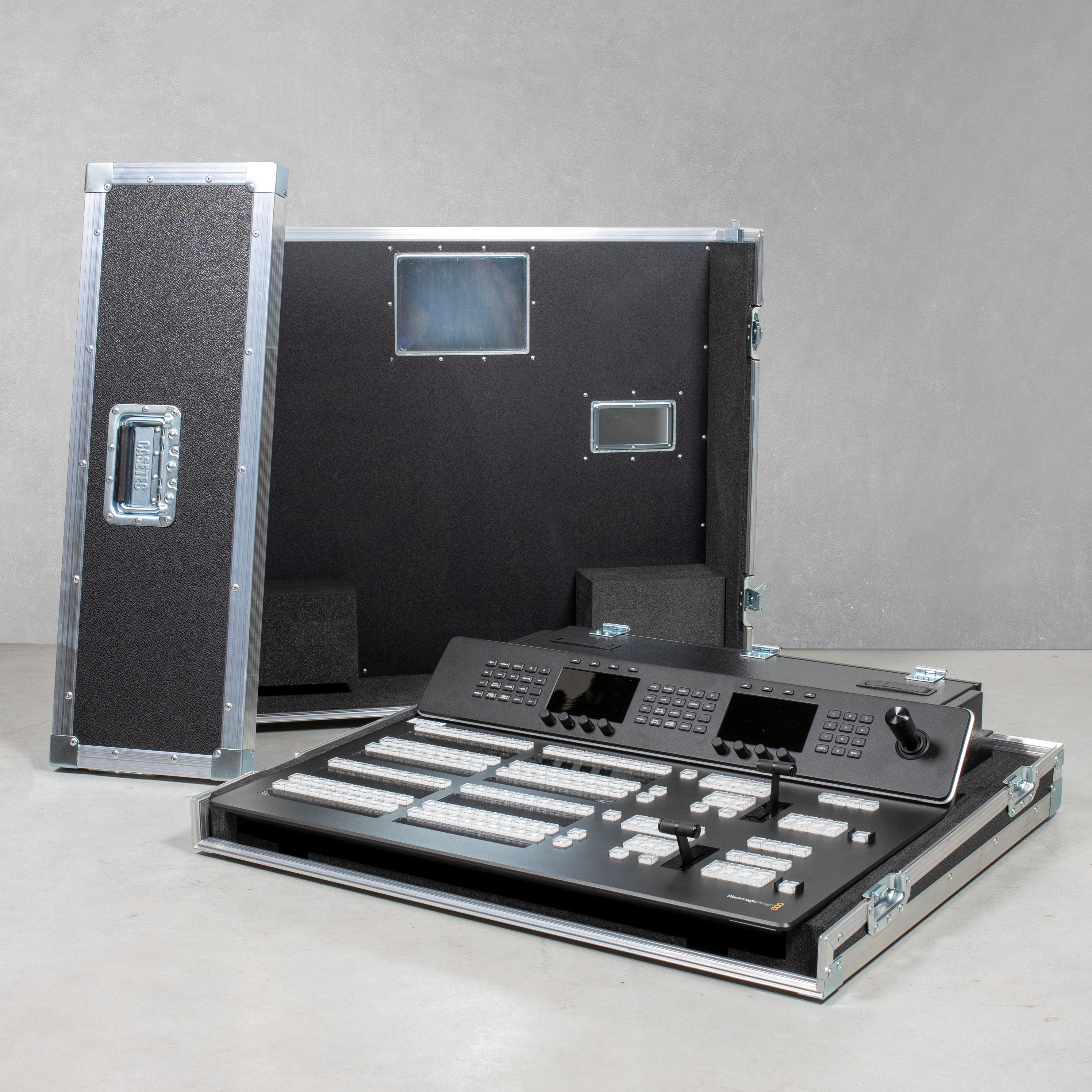 Haubencase für Blackmagic Design ATEM 2 M/E  Advanced Panel