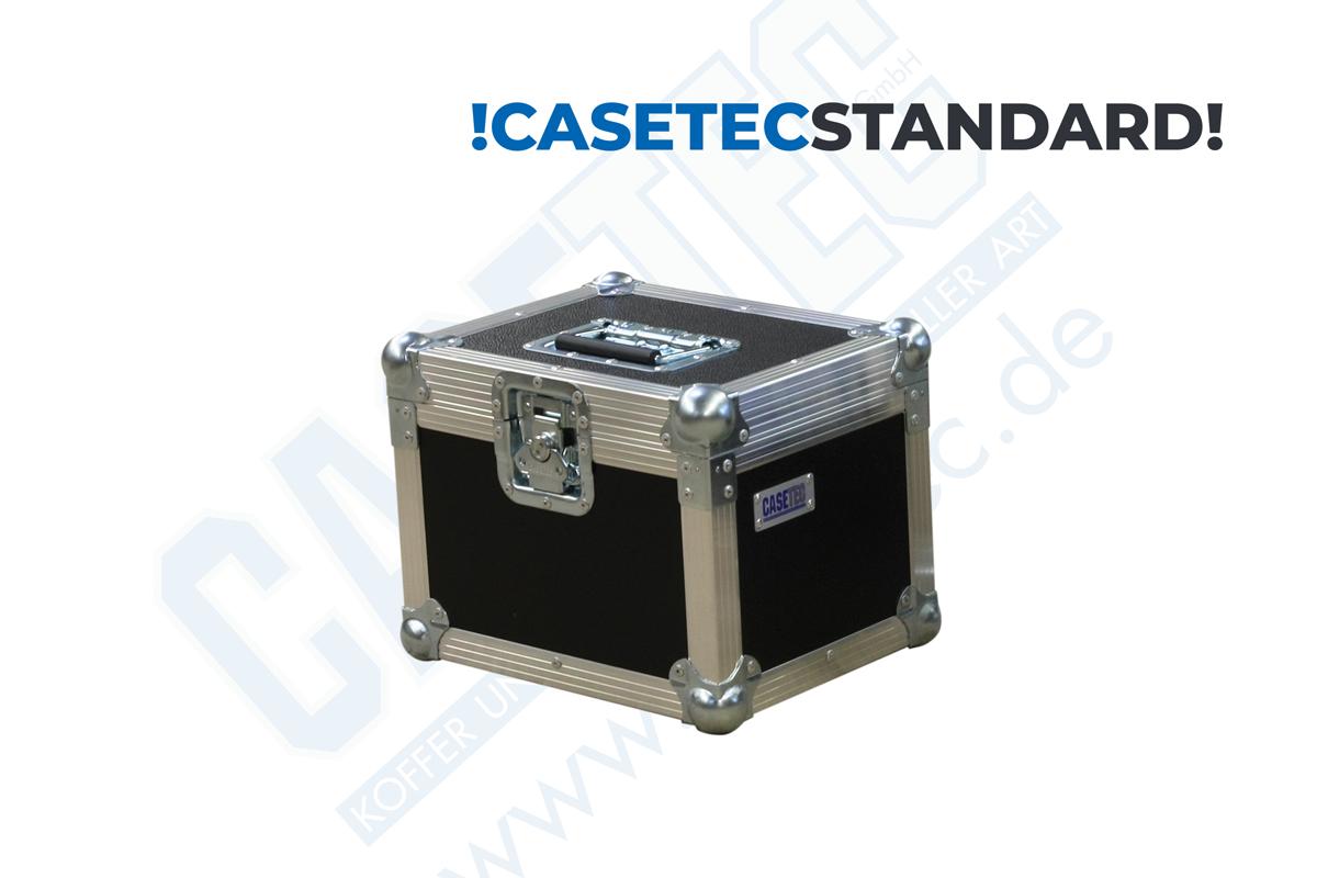 Flightcase für eine Optik Typ A2 (318mm Länge)  Panasonic ET-D75 LE2 (SXGA 2,0 : 3,0) (Art. 503662B)