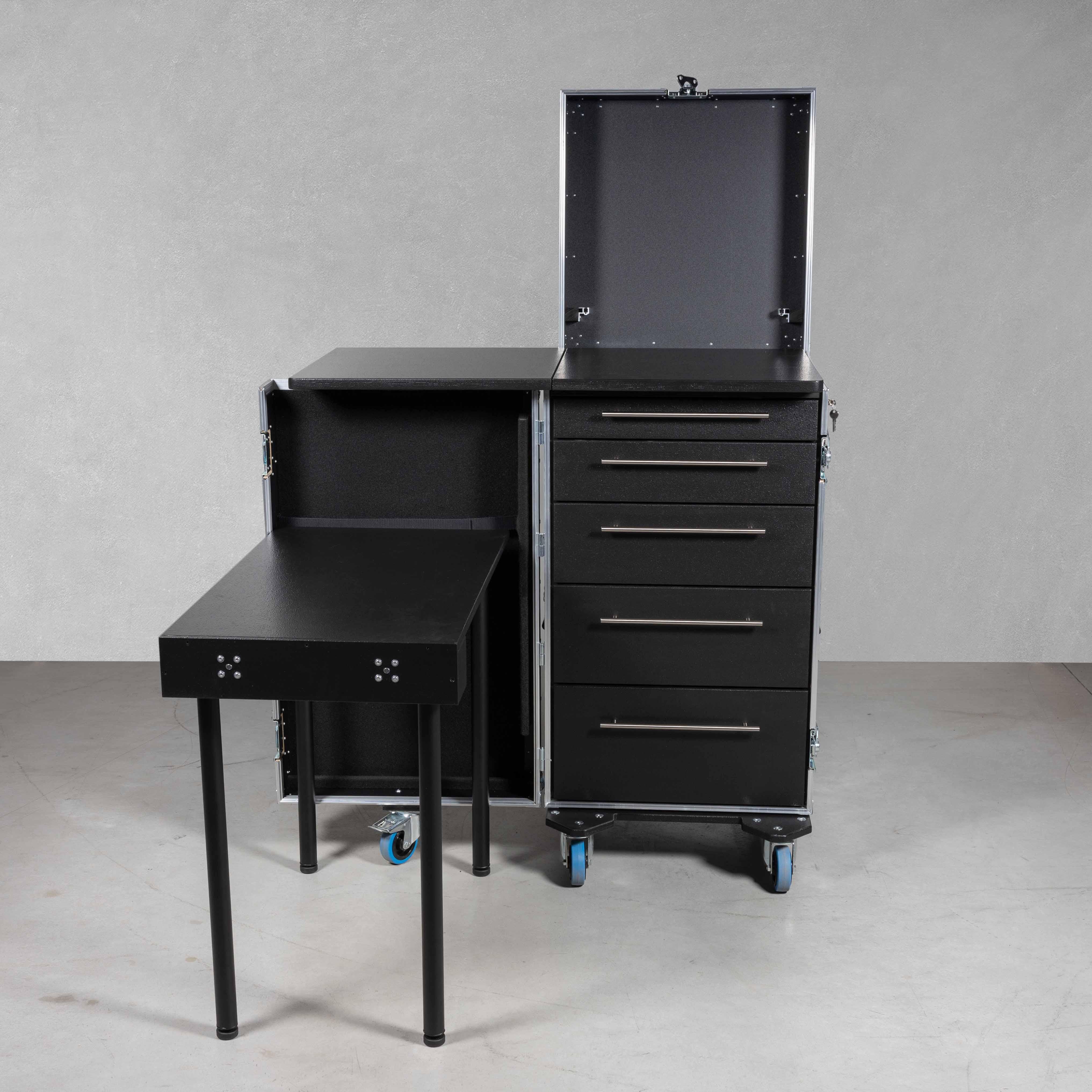 Schubladencase 120er Profi Sonderbau