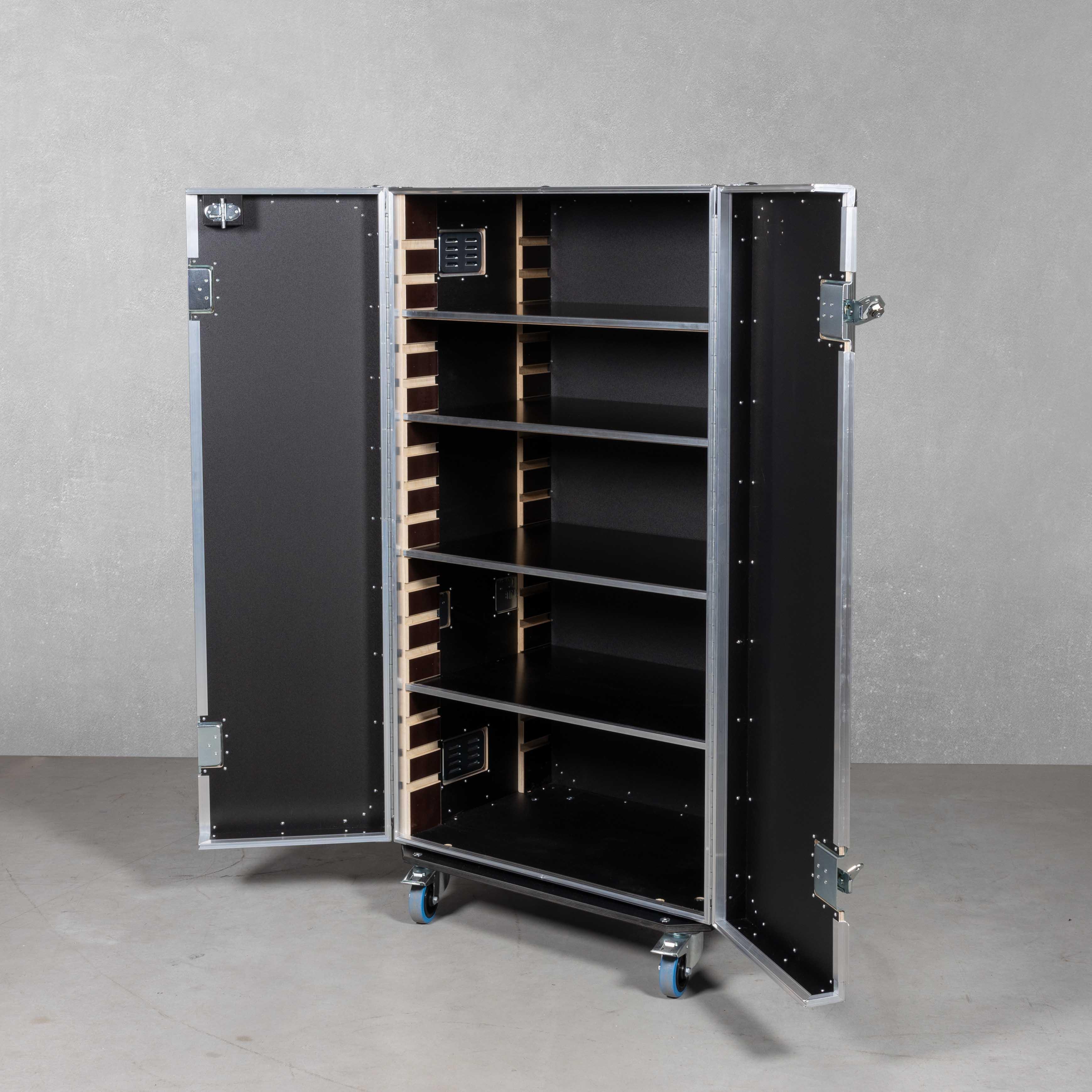 Flex-Schrankcase klein (ohne Schubladen)