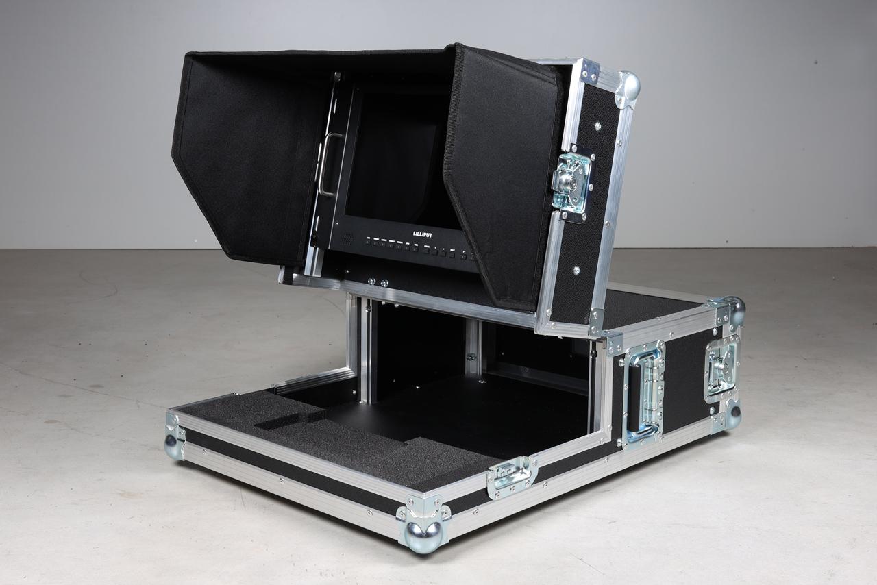 Regiecase für einen Blackmagic Atem Mini Pro Iso