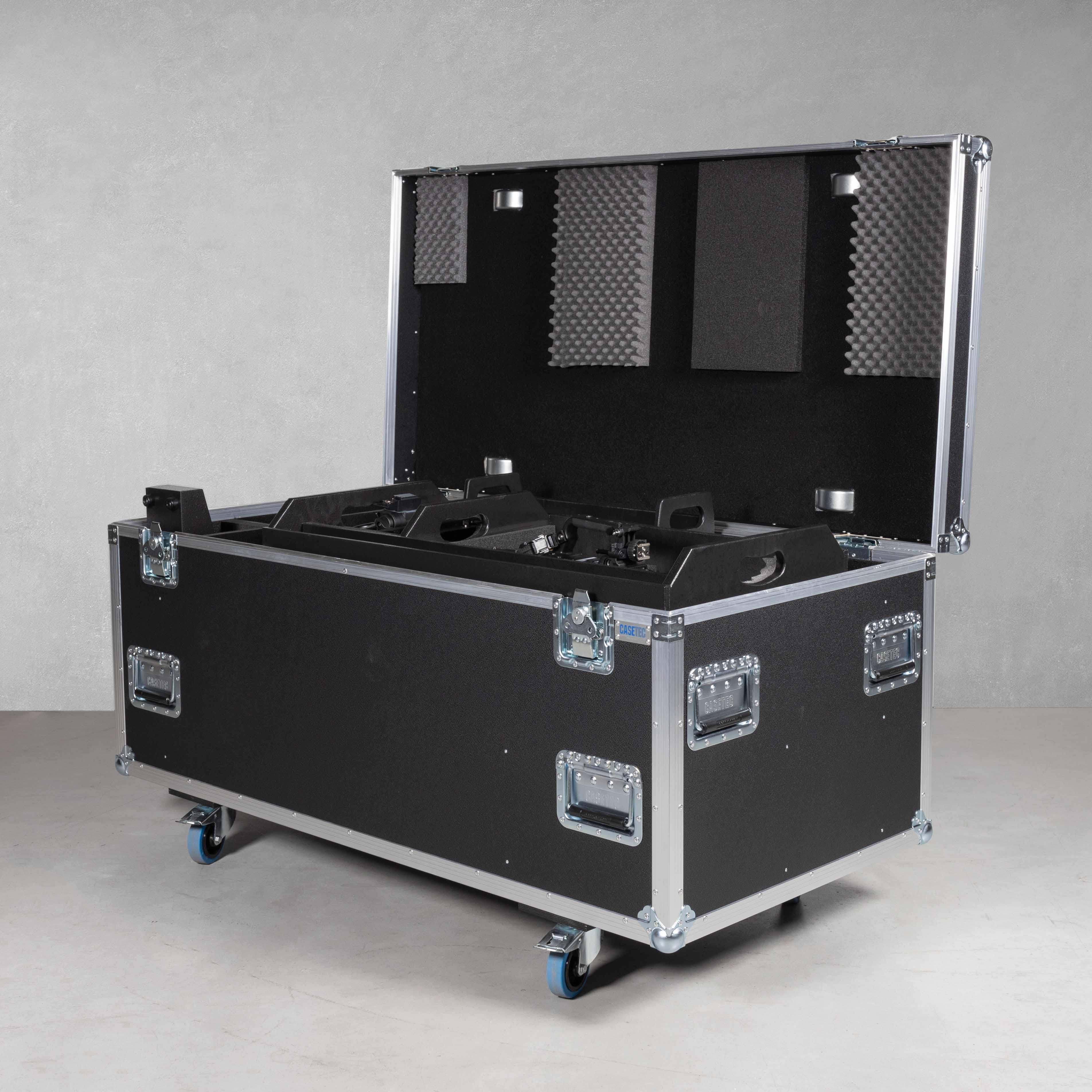 Flightcase für Kamerazug Panasonic AK-UC3300GSJ