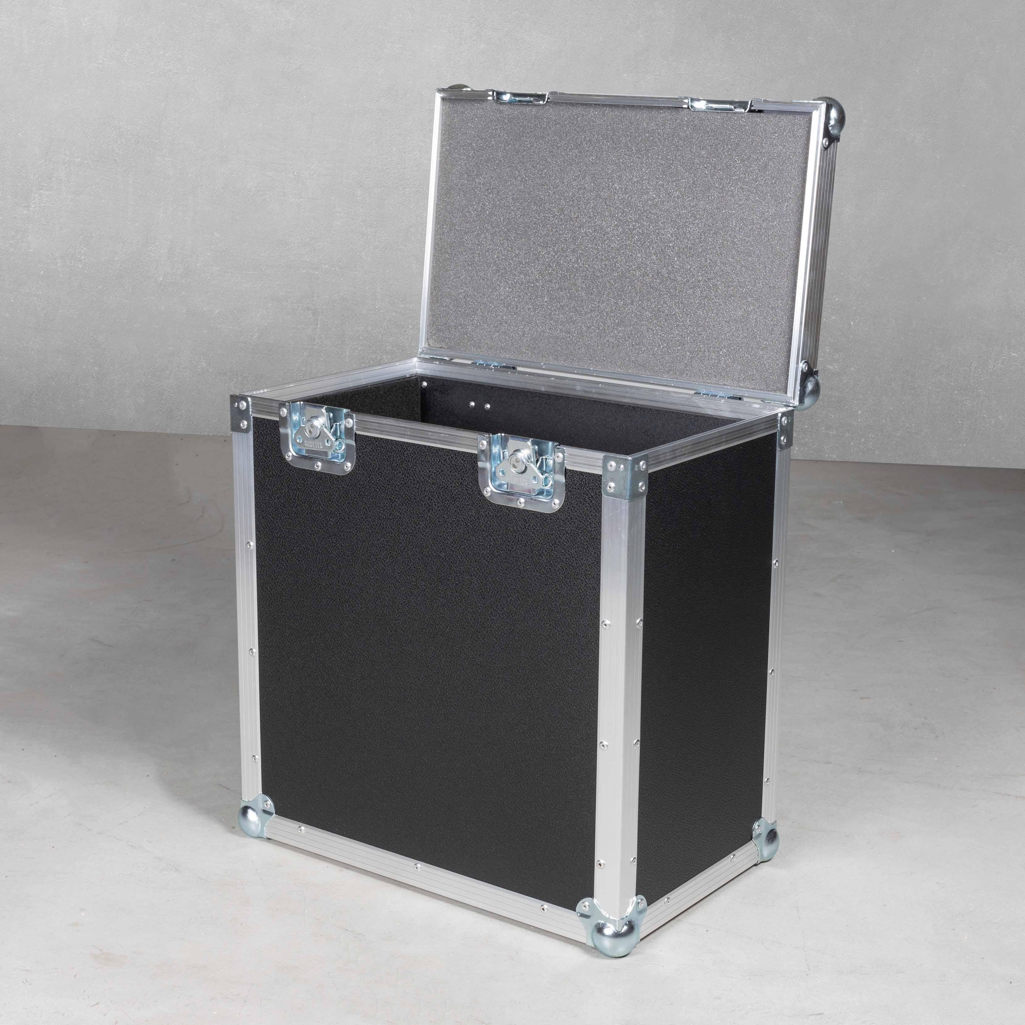Universalkoffer für LCD - Monitore BIG mit zwei verstellbaren Trennwänden