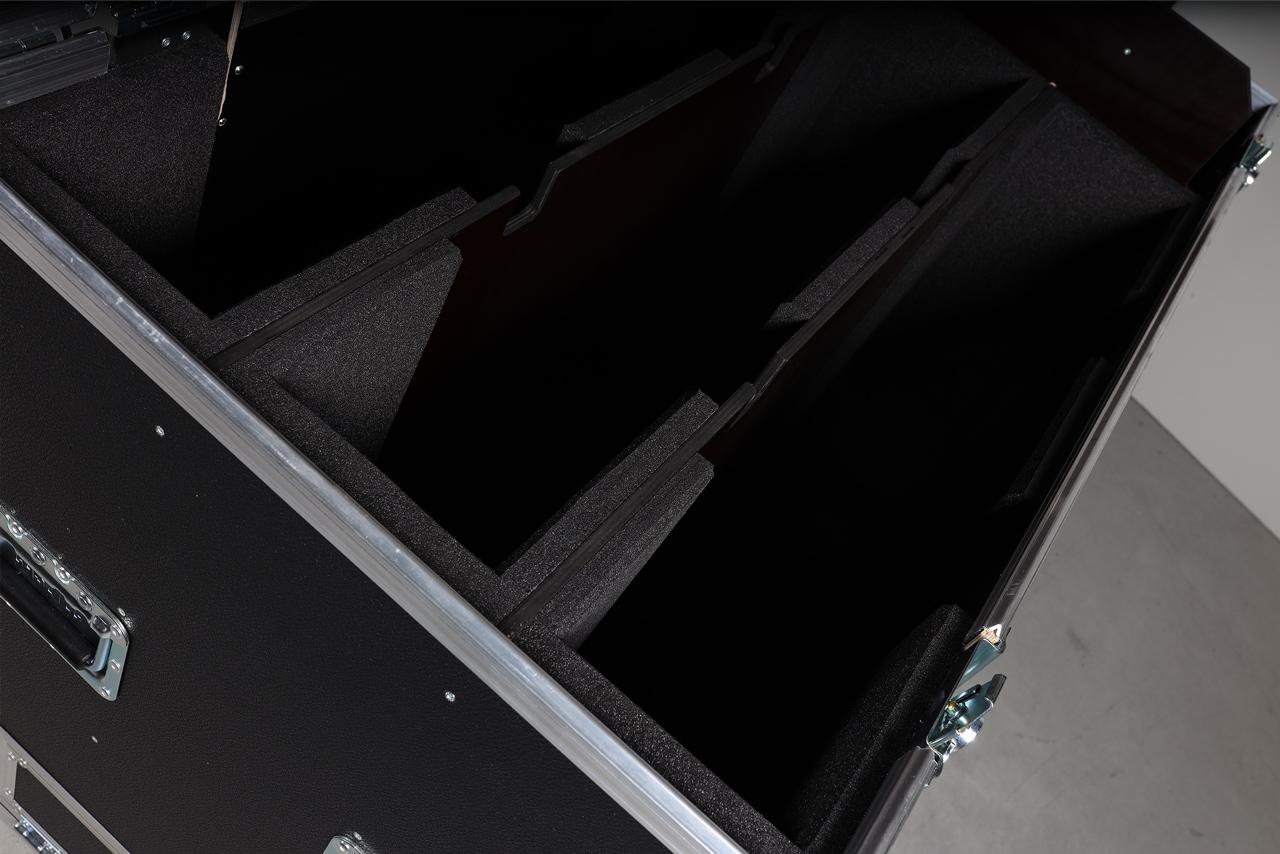 Flightcase für 3x Prolights ECL PANEL TWC (M.O / P.O) (mit Standardzubehör)