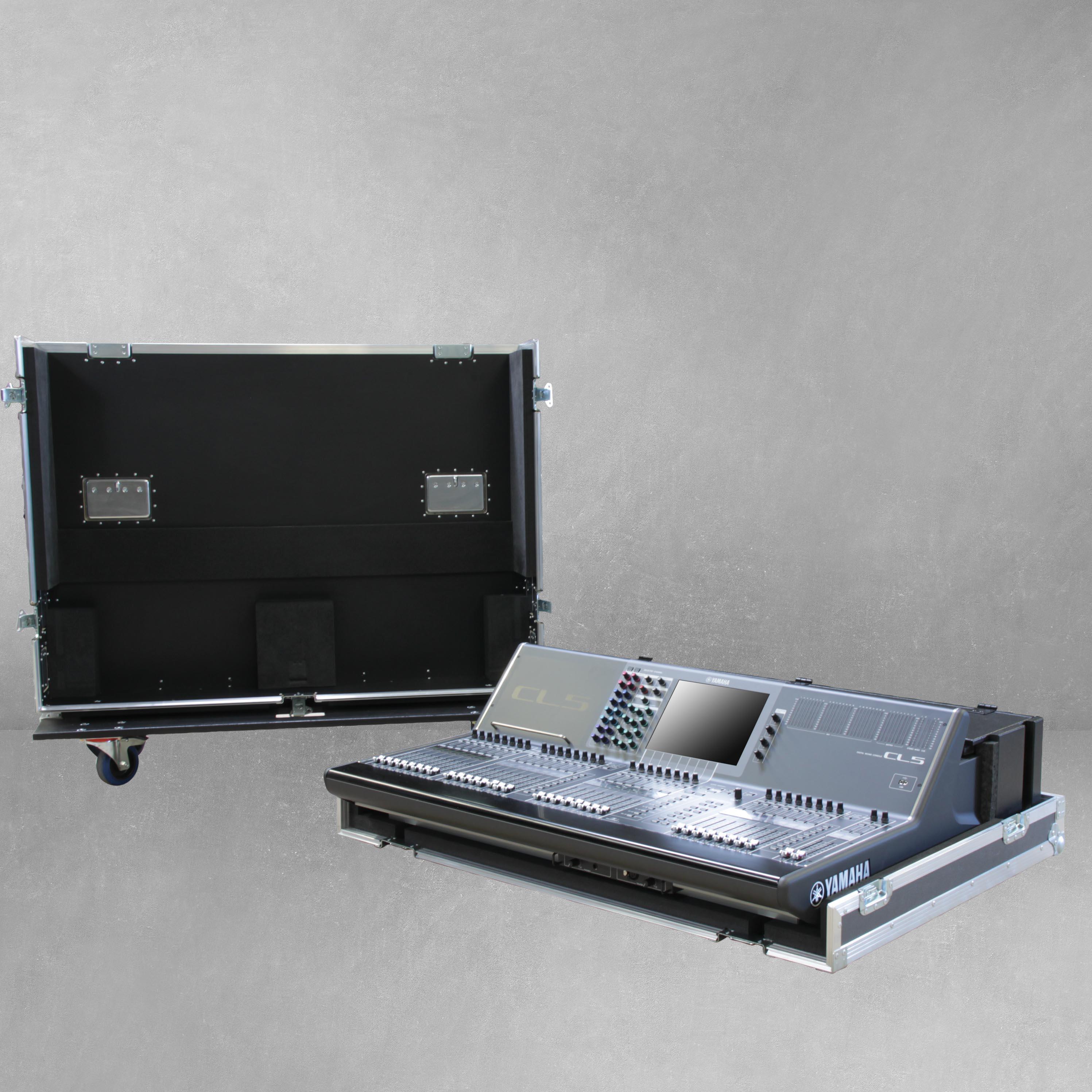 Haubencase für Yamaha CL5