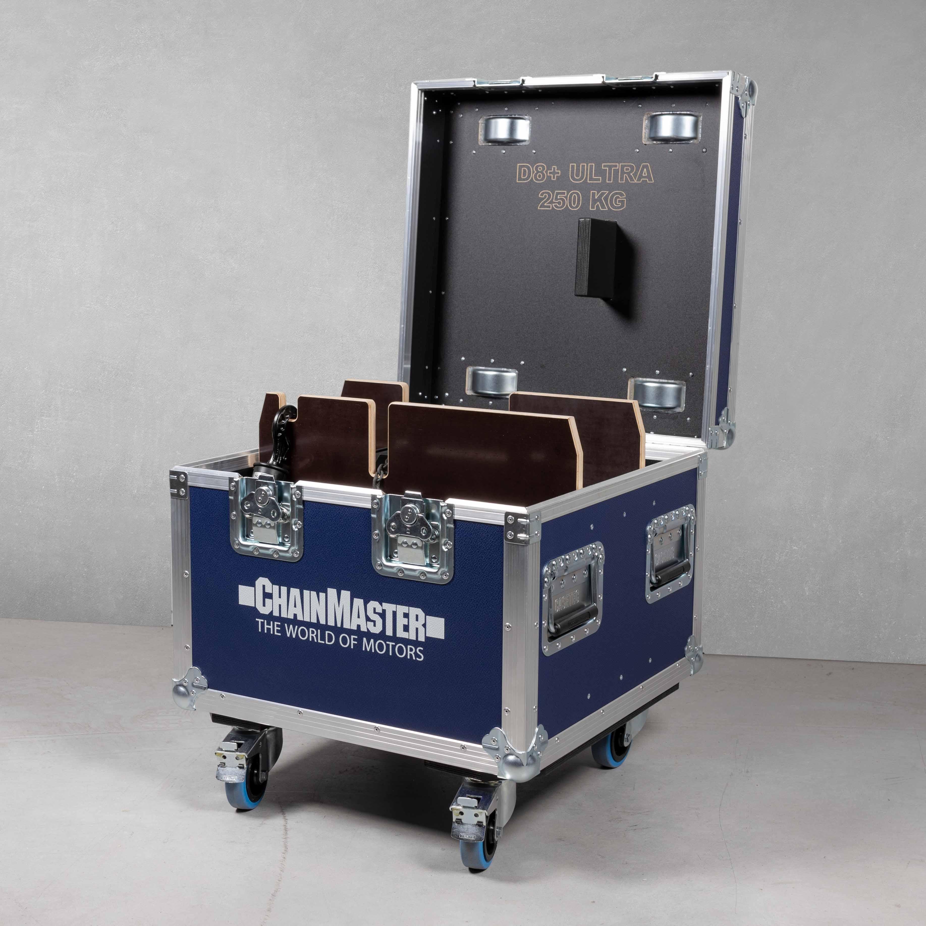 Motorencase für ein Chain Master RiggingLift D8 Plus 250Kg Ultra