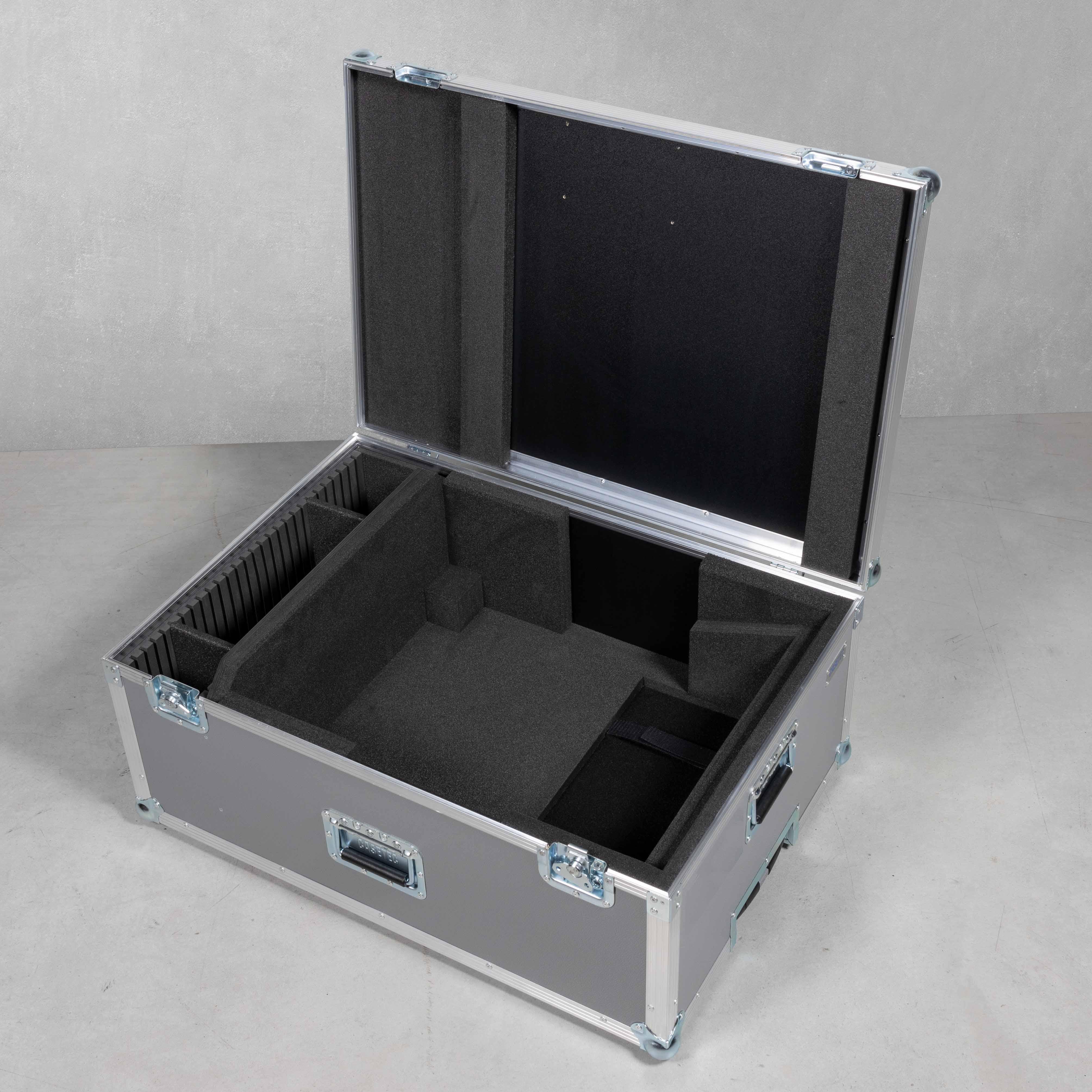 Flightcase für Barco EC-50