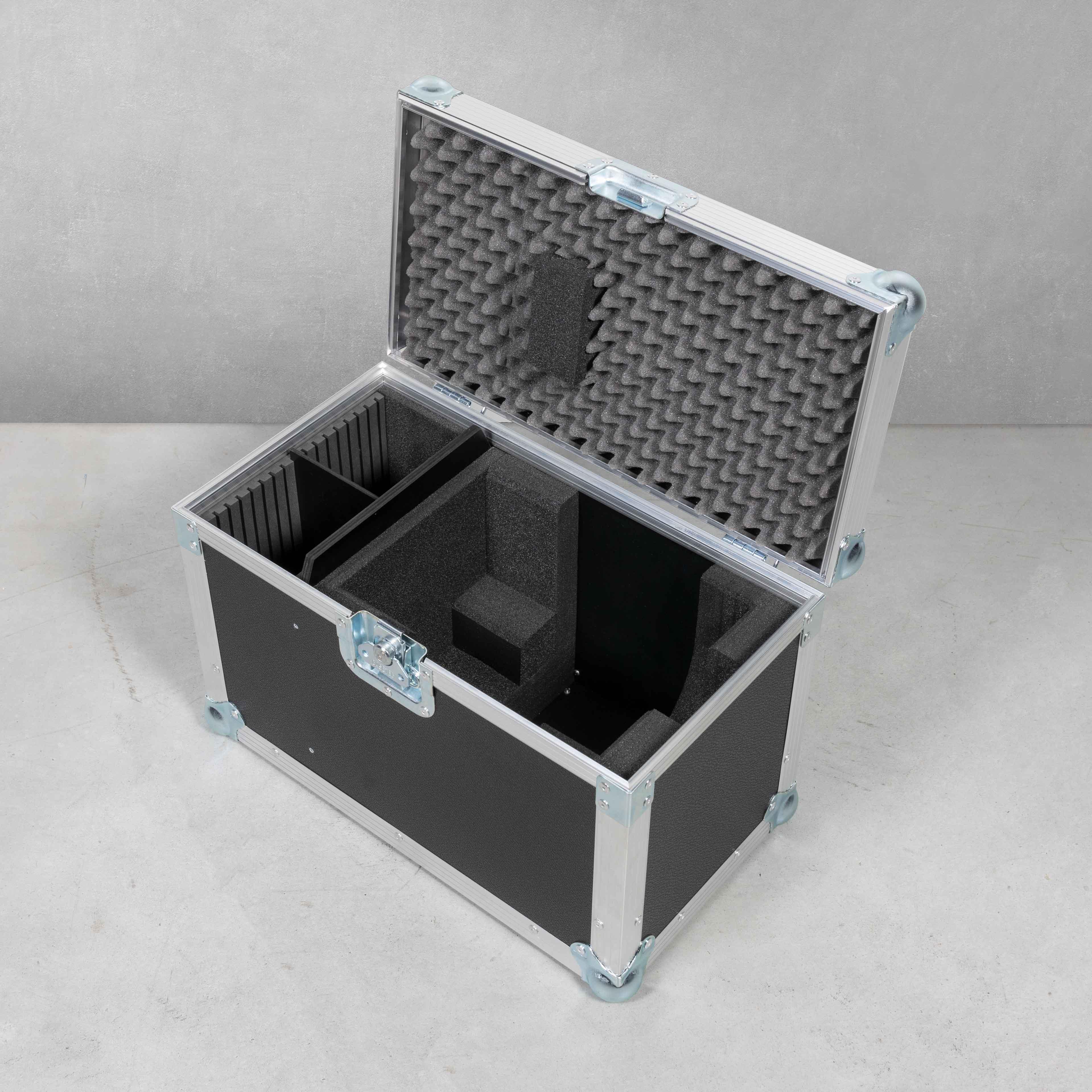 Flightcase für eine Canon CR-N500 PTZ-Kamera