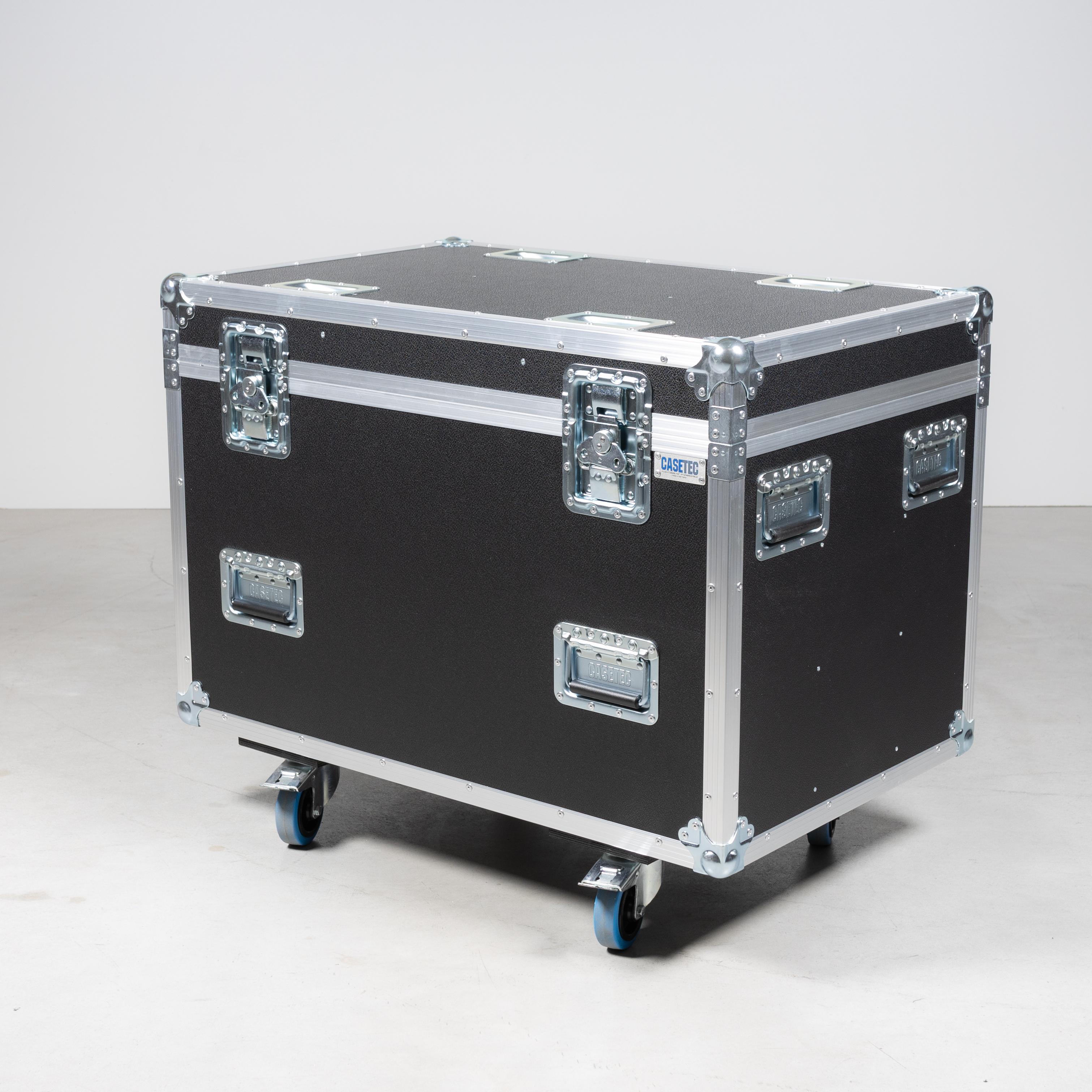 Flightcase für 2x Prolights ECL PANEL TWC (M.O / P.O)