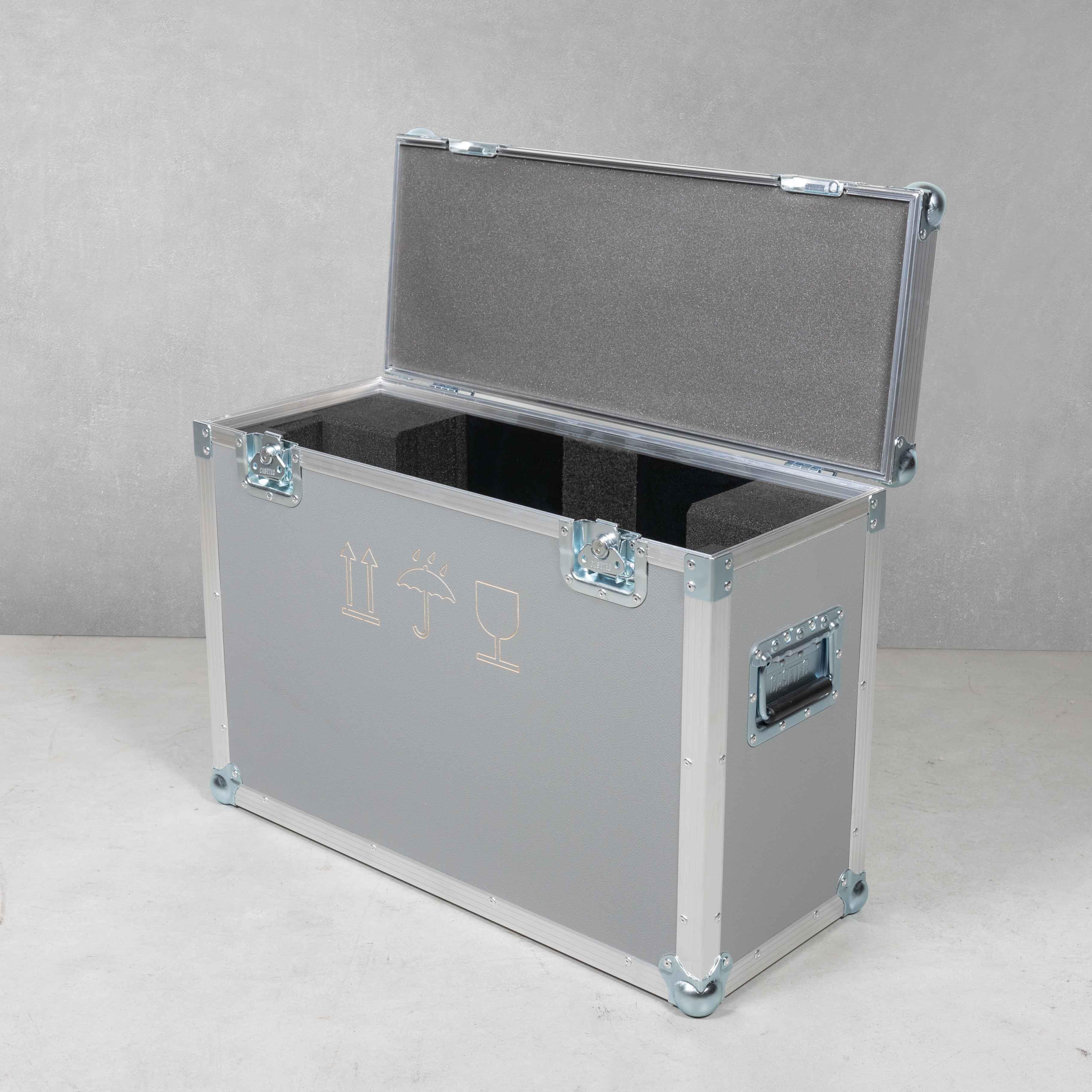 "Flightcase für ein NEC EA273 / EA271U 27"" Monitor"