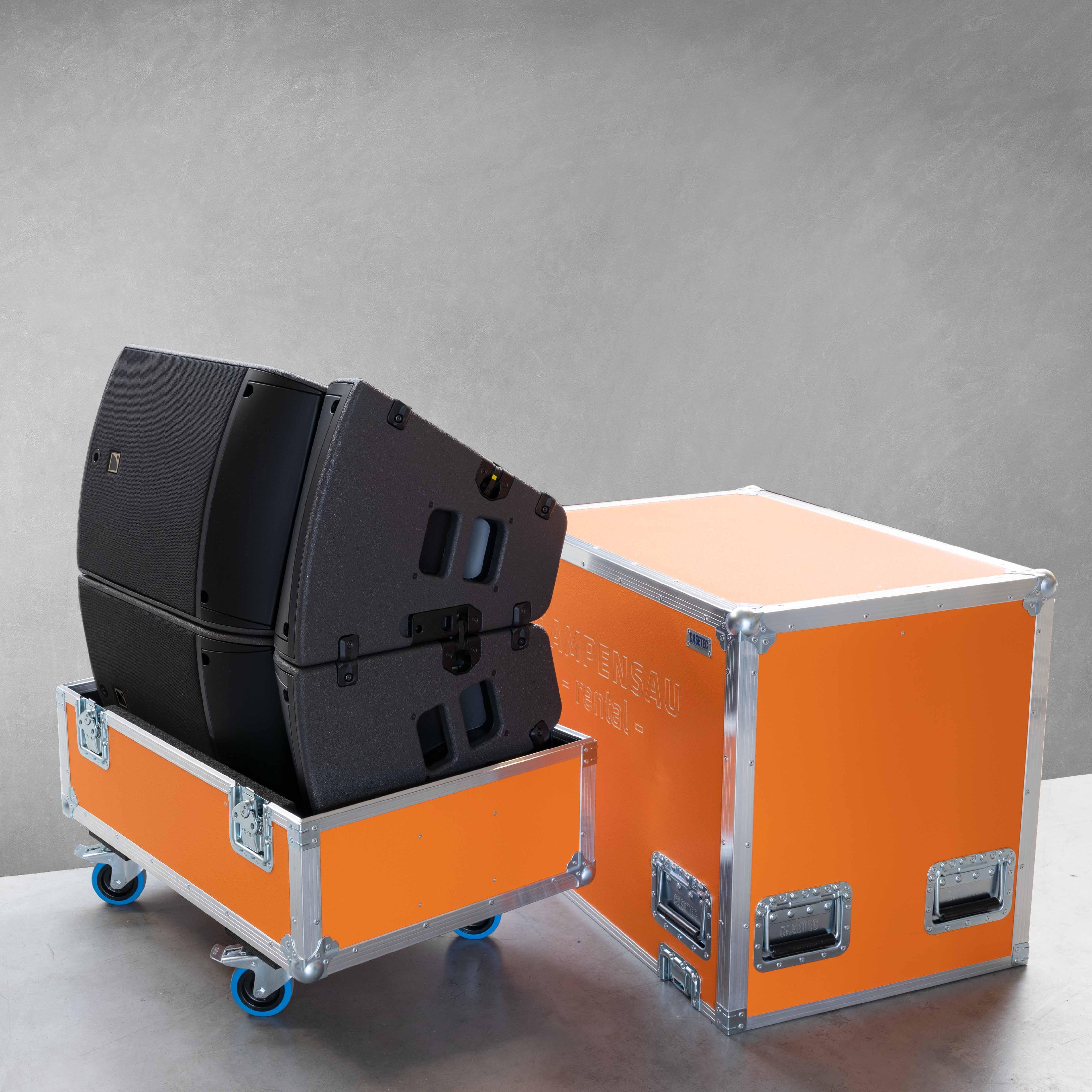 Haubencase für L-Acoustics A15 Wide