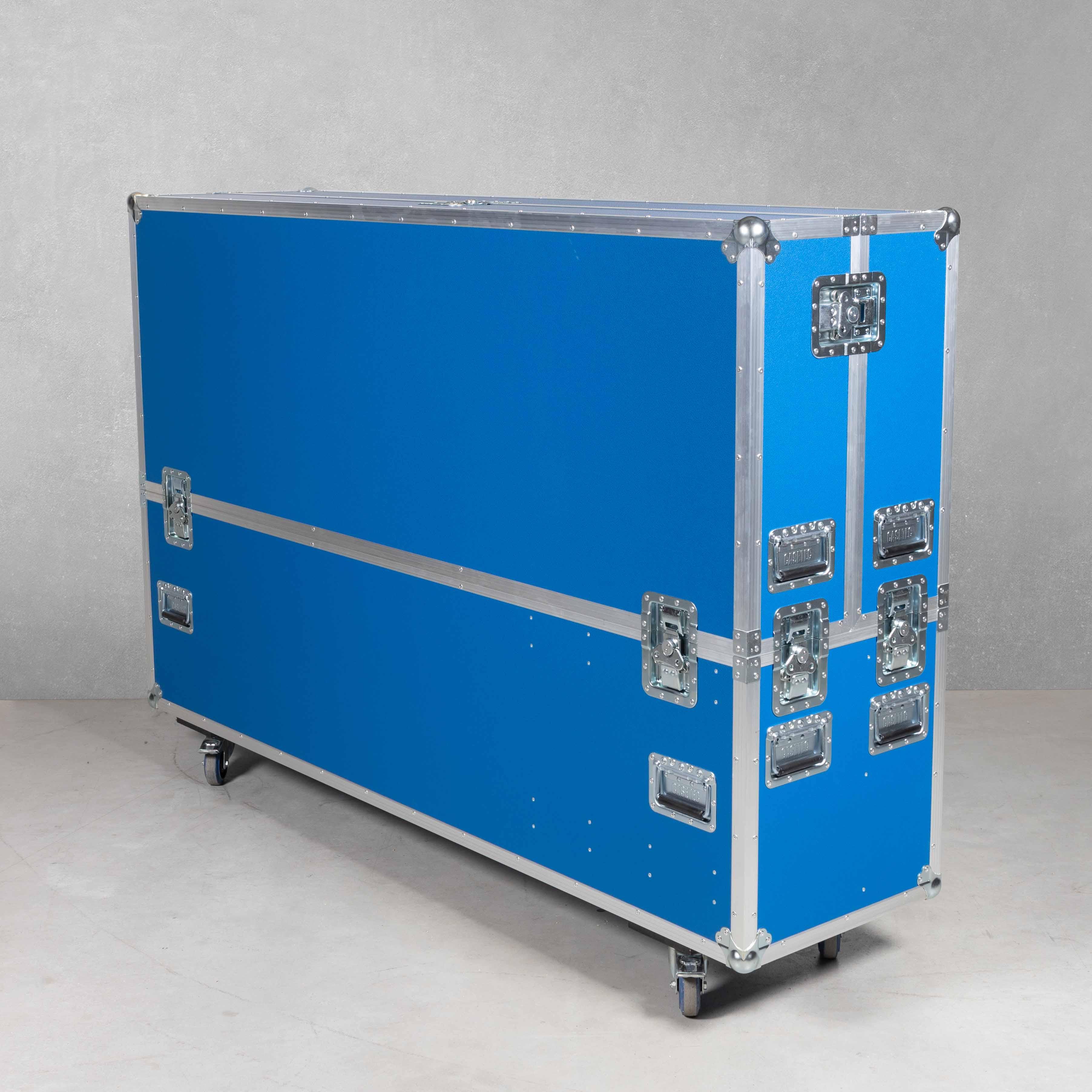"""Universal - Flightcase für 60""""-75"""" Bildschirme"""