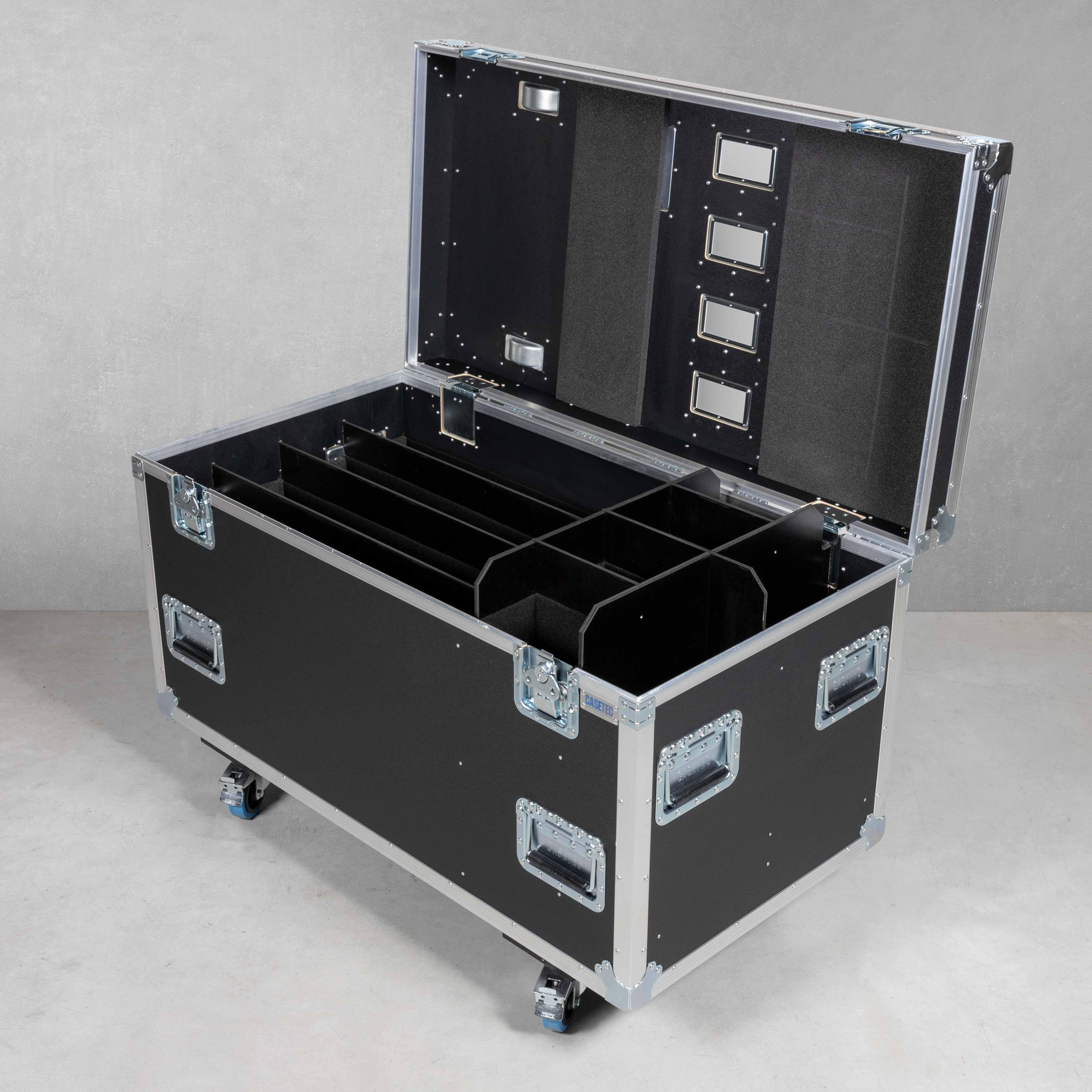 Flightcase für 4x ARRI SkyPanel S60-C P.O