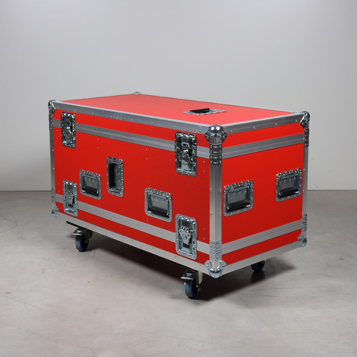 120er Packcase für Rackmodule