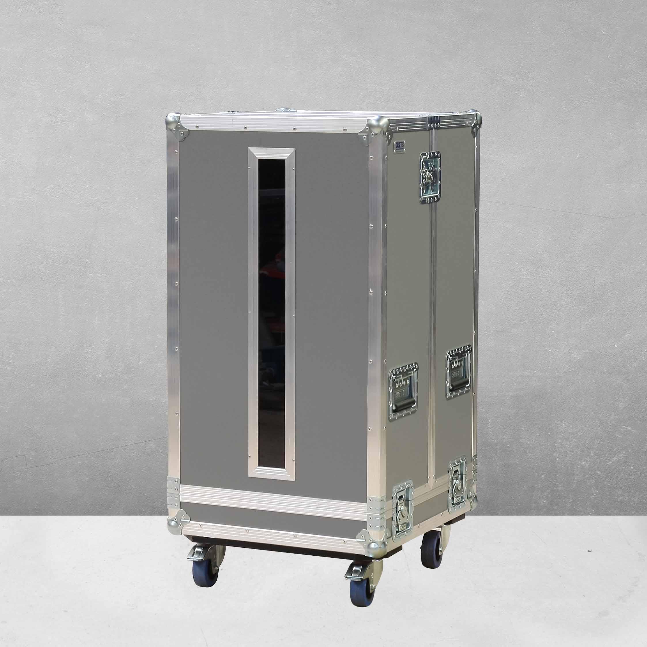 Haubencase für Rackmodule (Case-in-Case) 120cm Höhe