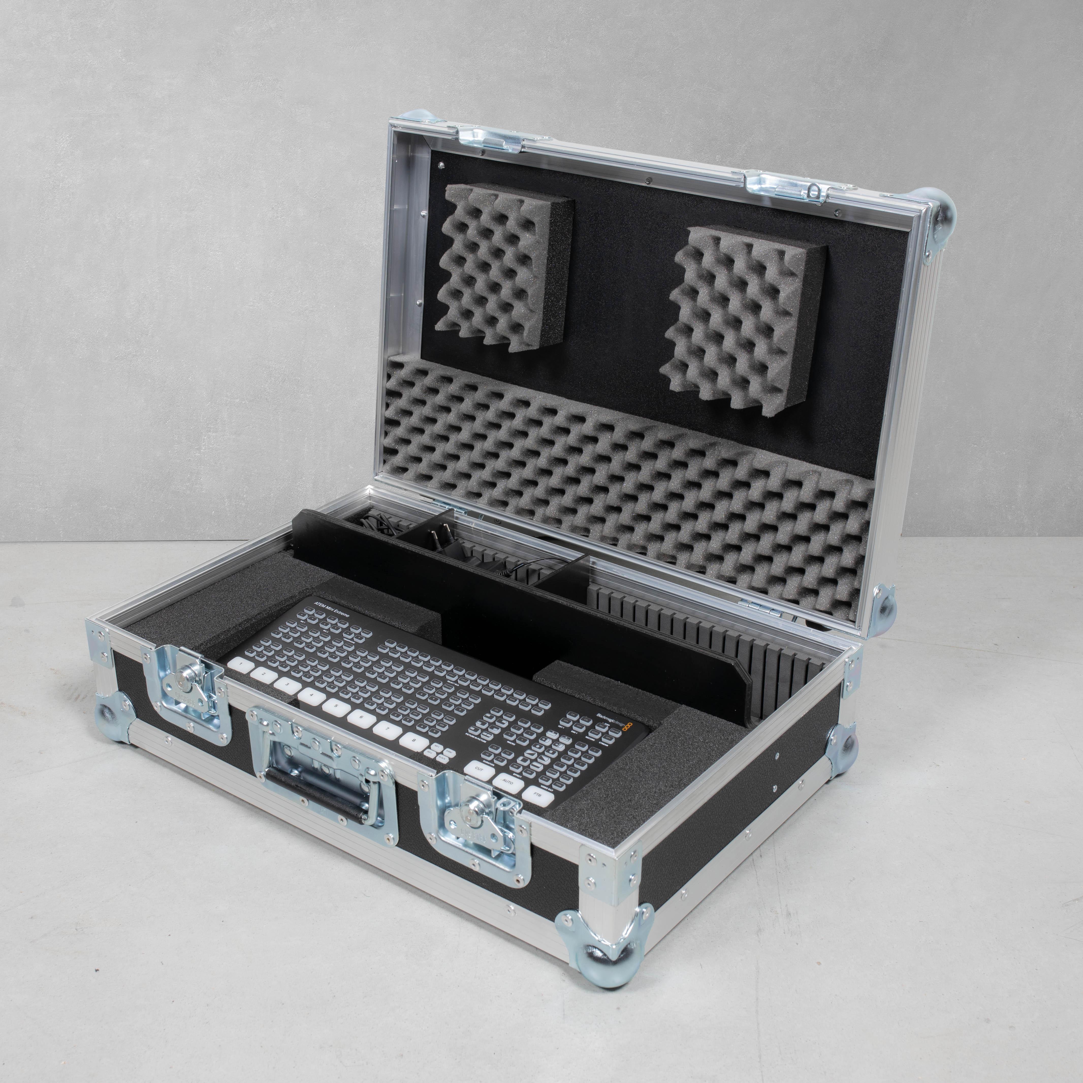 Koffer für Black Magic Design ATEM Mini Extreme ISO