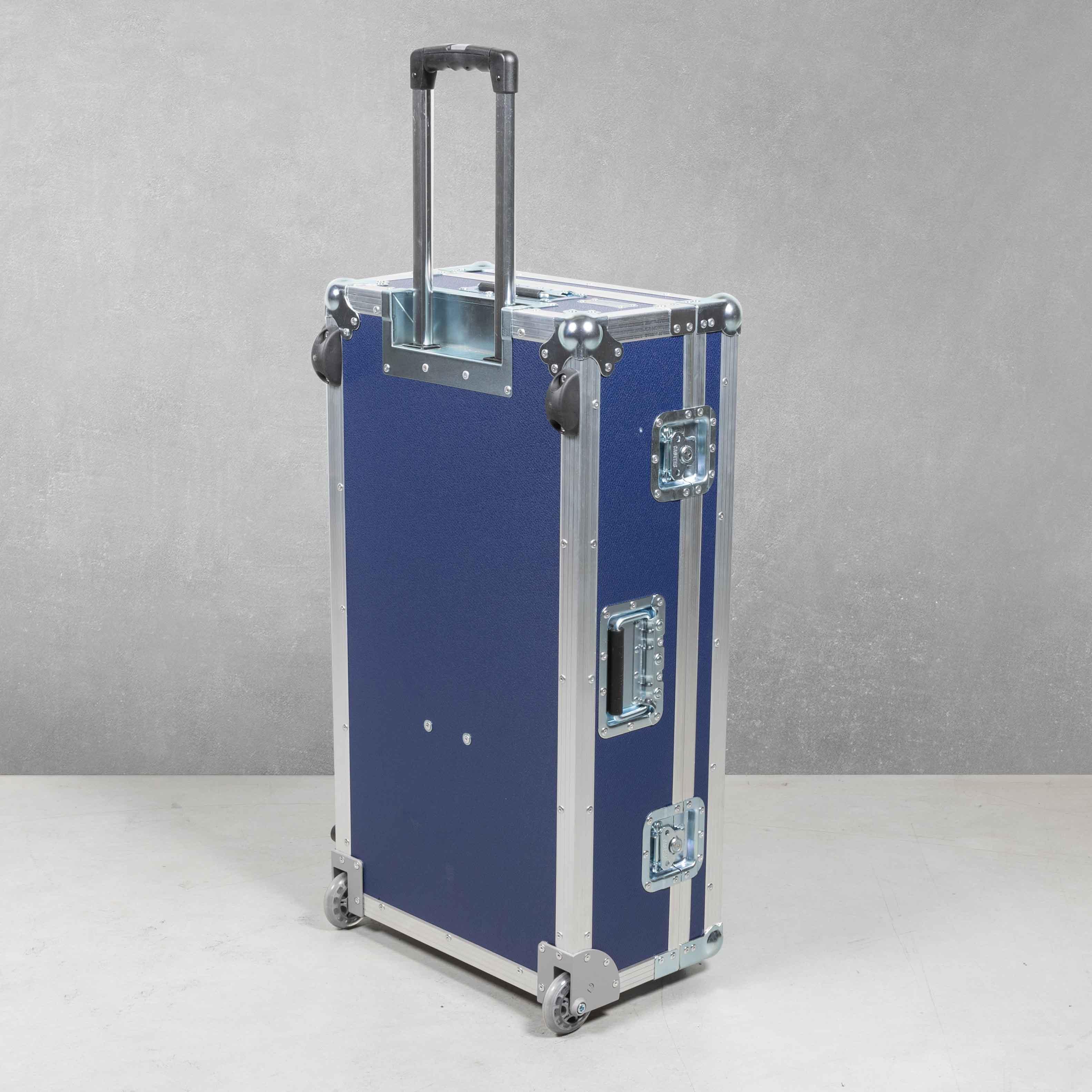Flightcase mit Trolley für Analog Way RC400T